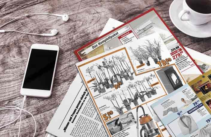 Weigel GmbH - Mediaforschung - Prospekte