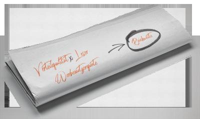 Weigel GmbH - Kennzahlenberechnung: Prospekt