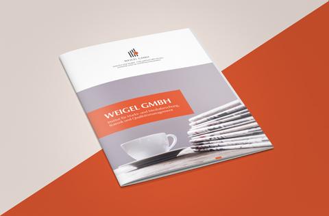 Weigel GmbH - Prospekt - Unternehmen